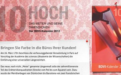 BDVI-Kalender 2012