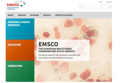 Website Referenz EMSCO