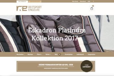 Website Referenz Reitsport Engelke_2