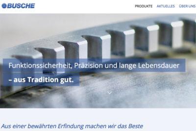 busche-website