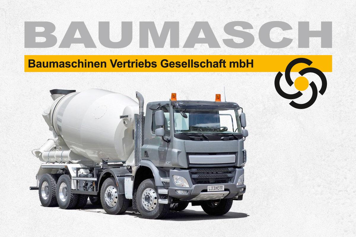 Website Referenz Baumasch