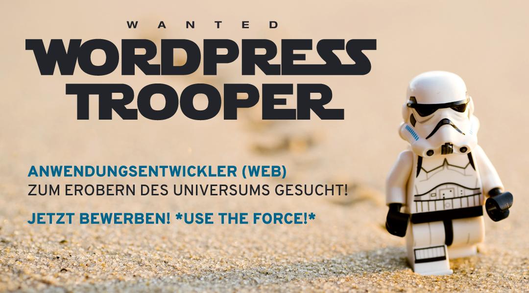 WordPress-Trooper