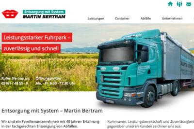 bertram-website