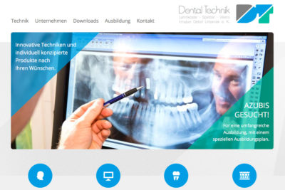 dental-technik-website