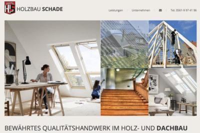 holzbau-schade-website