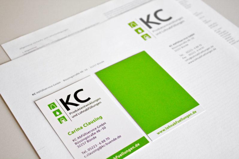 Print Referenz KC Abfüllservice