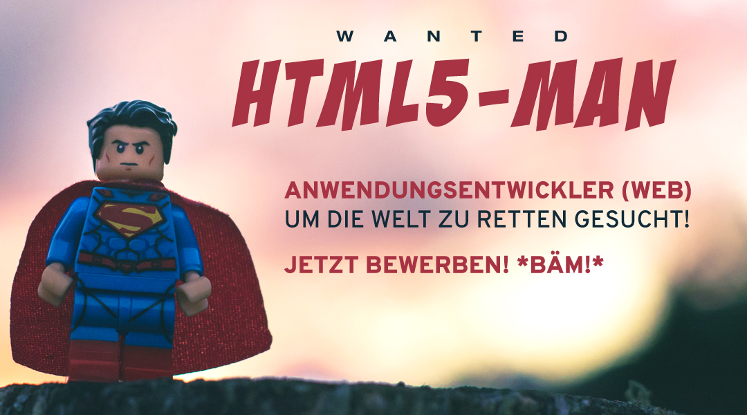 HTML5-Man