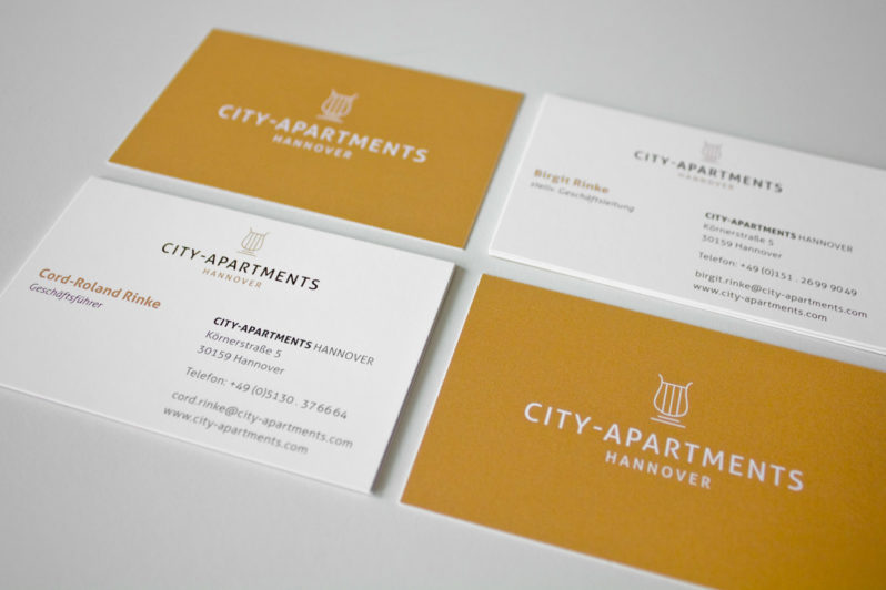 Print-Referenz City Apartments