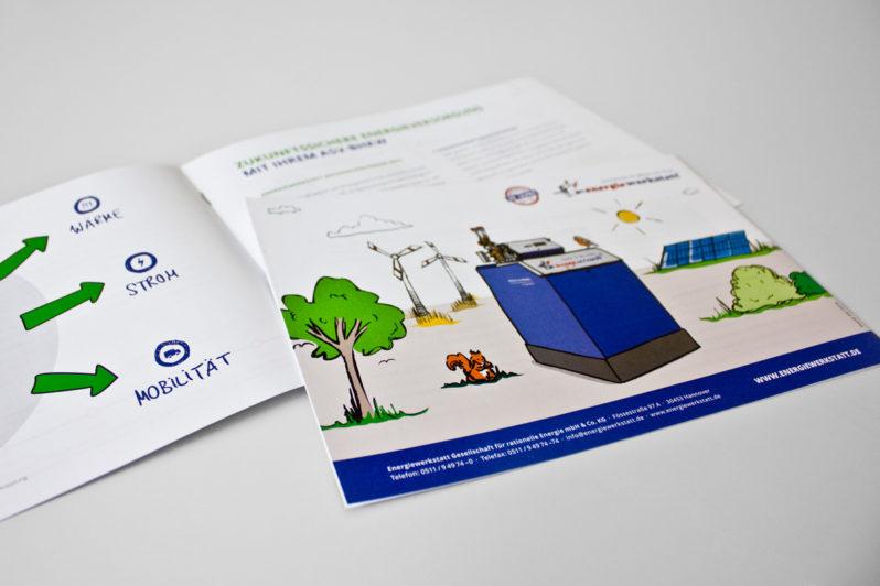 Energiewerkstatt Broschüre