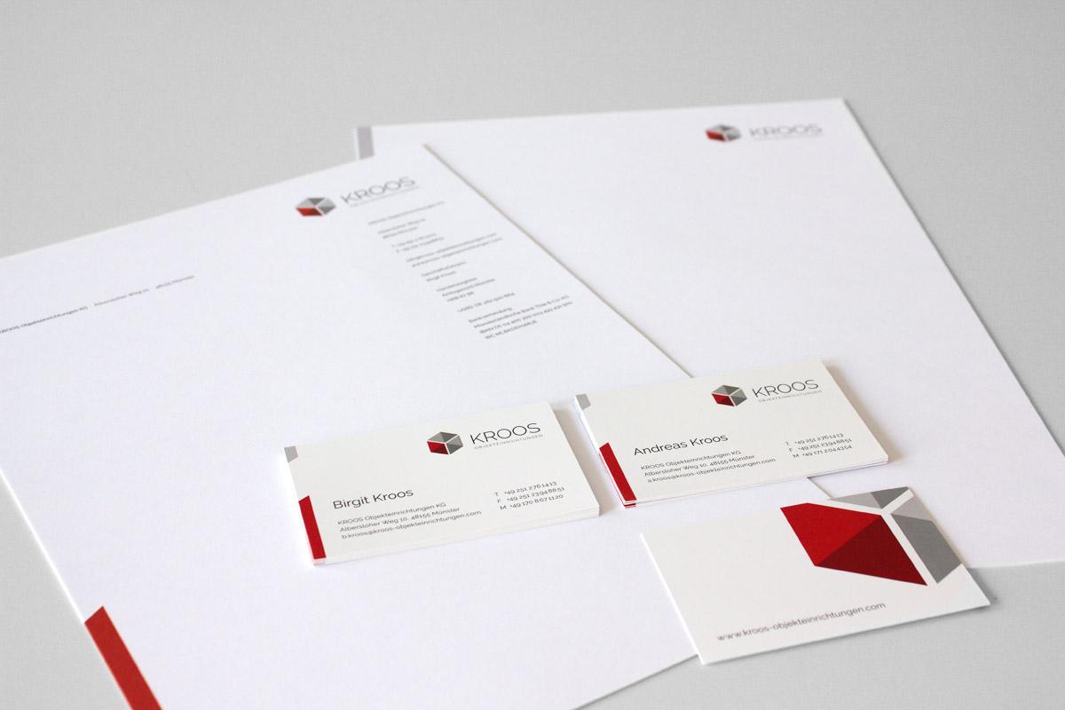 Print-Referenz Kroos Objekteinrichtungen