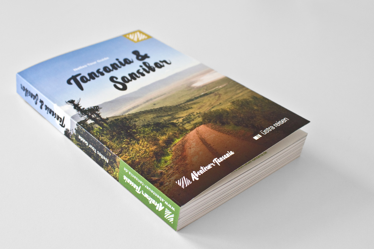 Print-Referenz Abtenteuer Tansania Reiseführer