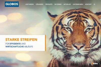 GLOBOS – Full-Service-Anbieter für Barcodesysteme Abbildung