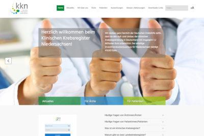 Klinisches Krebsregister Niedersachsen