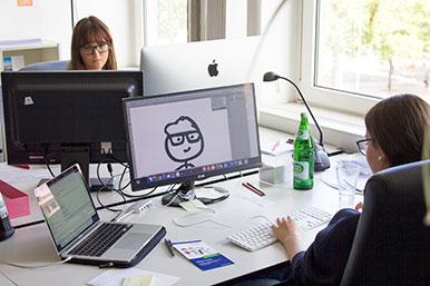 Konzept und Design
