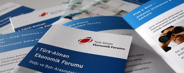 Das Deutsch-Türkische Wirtschaftsforum auf der WIN in Istanbul