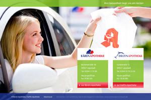 Webdesign Referenz Apotheken Lippstadt