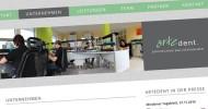 ARTEdent Zahntechnik Website Referenz