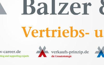 Balzer & Partner - Logoerstellung
