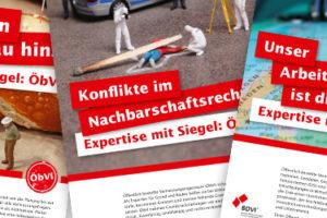 BDVI Imagekampagne Expertise mit Siegel: ÖbVI