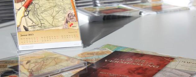 Die ersten BDVI-Kalender 2013 sind unterwegs