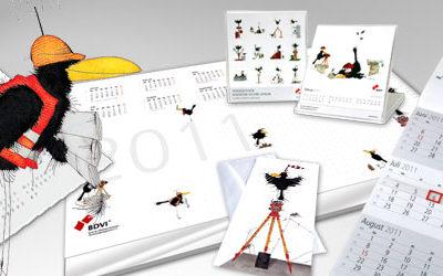 BDVI Kalender 2011 Abbildung