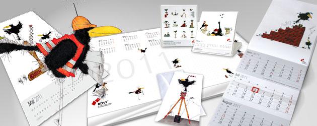 BDVI Kalender 2011