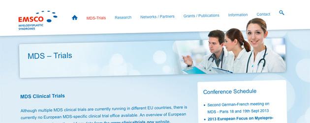 EMSCO im Kampf gegen MDS