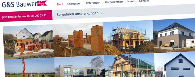 G & S Bauwerk – der kompetente Baupartner in Niedersachsen