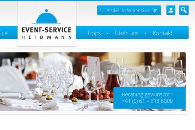 Event-Service Heidmann Abbildung