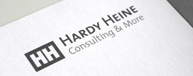 Geschäftsausstattung und mehr für Hardy Heine