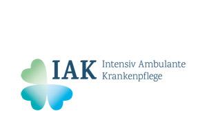 Logo Referenz IAK Intensiv Ambulante Krankenpflege