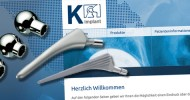 K-Implant Webseite