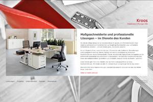 Kroos Website Referenz