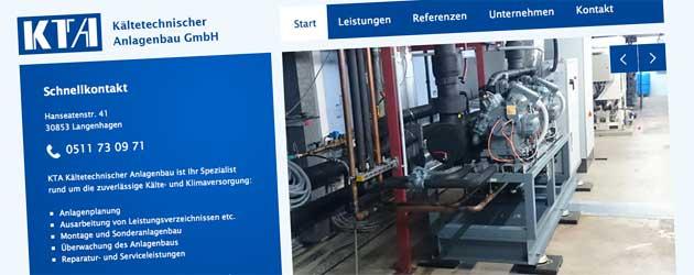 KTA – Kältetechnischer Anlagenbau GmbH