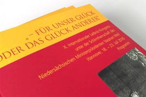 Print Referenz Leibniz-Stiftungsprofessur