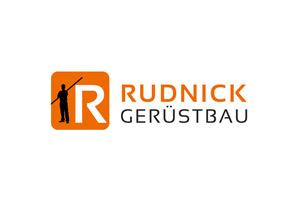 Logo Rudnick Gerüstbau