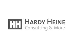 Logo Referenz Hardy Heine