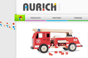 Website Referenz Aurich