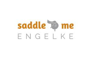 Logo Referenz saddle me