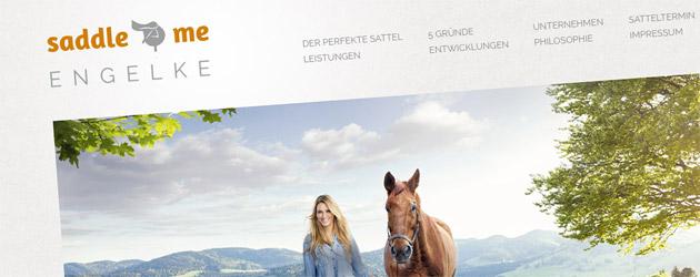 saddle me Engelke – der perfekte Sattel
