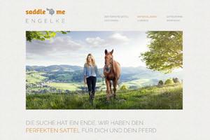 saddle me Website Referenz