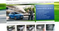 Website Referenz Autohaus Schmale