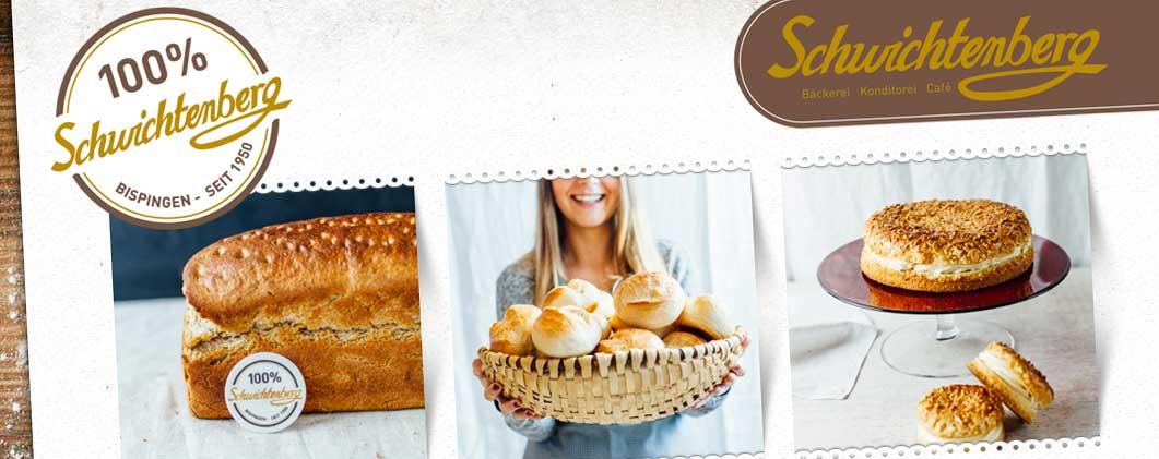 Bäckerei Schwichtenberg: Der Mensch lebt nicht vom Brot allein …