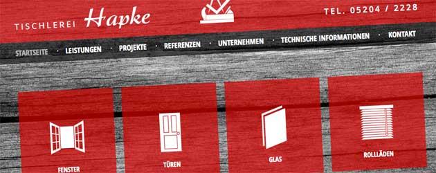 Tradition mit Zukunft: Tischlerei Hapke