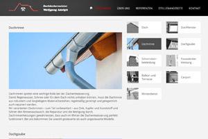 Website Referenz DDM Wolfgang Adolph