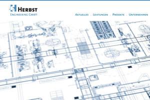 Website Referenz Herbst Engineering
